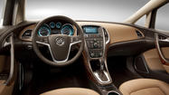 2013 Buick Verano: Turbo adds punch to compact sedan