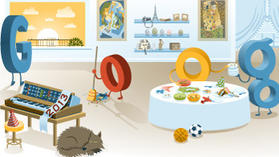 Google Doodles of 2013