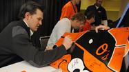 The Orioles have released the autograph session schedule for FanFest on Jan. 19 at the Baltimore Convention Center.