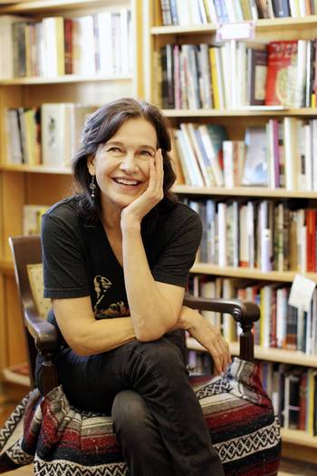 """life of louise erdrich About four months into the composition of her outstanding 14th novel, the round house, award-winning author louise erdrich was diagnosed with breast cancer""""i."""