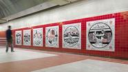 Artists take Metro commuters on another kind of journey