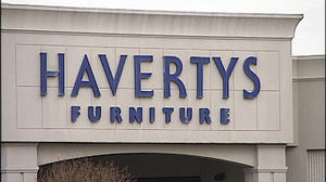 Havertys Furniture in Roanoke set to close this summer