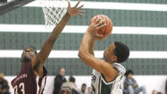 Carver A&T vs. Towson boys basketball [Pictures]