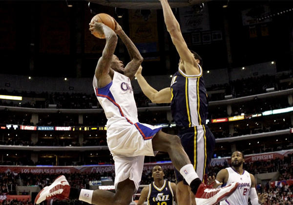 Clippers guard Jamal Crawford will miss Friday night's game against the Lakers.