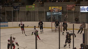 "Hoses pull out a win at annual ""Guns n Hoses"" hockey game"