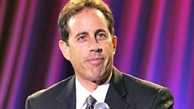 There's nothing like Jerry Seinfeld at the Hard Rock