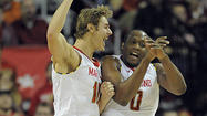 Terps kick off ACC play with a 94-71 win over Virginia Tech