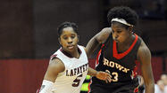 PICTURES: Brown vs. Lafayette in college women's basketball.
