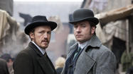 "Winter TCA: Jack is back in BBC America's ""Ripper Street"""