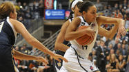 Pictures: No.5 Notre Dame Upsets No.1 UConn Women