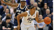 No. 5 Notre Dame Upsets No. 1 UConn Women At Gampel Pavilion
