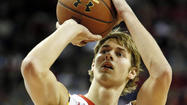 In breakout game, Jake Layman gives Terps a glimpse of his potential