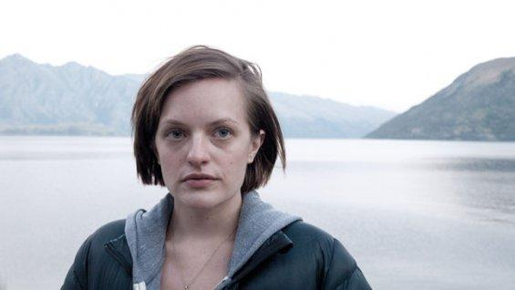 Elizabeth Moss plays a detective on the case of a missing girl in 'Top of the Lake'
