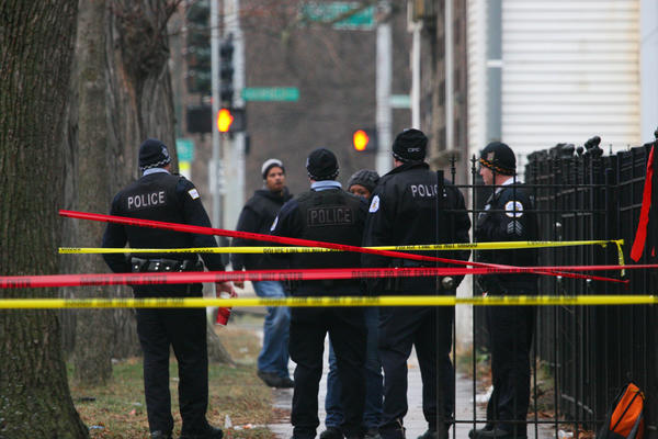 Fatal shooting on Loomis Avenue
