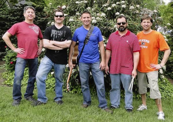 The Mango Men perform Jimmy Buffett-style music to raise money for Hurricane Sandy victims.