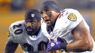 Long before linebacker Ray Lewis decided it was his time to walk away from the hard-hitting game he had become the face of, teammate Terrell Suggs started to realize that time was running out.