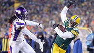 GREEN BAY — Bookmakers thought the difference between Vikings quarterback Christian Ponder and backup Joe Webb was three points, as the line moved from Packers by 8 to Packers by 11 Saturday when it was announced before the game that Ponder was inactive because of an elbow injury.