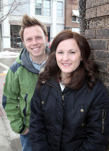 Meet Kevin and Amber Bergeson