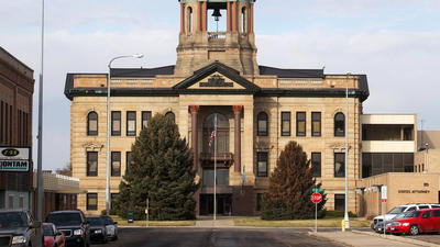 Aberdeen Courthouse