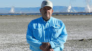 Salton Sea forms backdrop of farmer's life