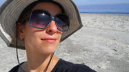 World traveler finds home at the Salton Sea