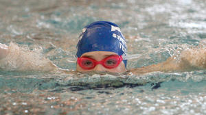 SWIMMING: Winter High Point provides hot time for cold days