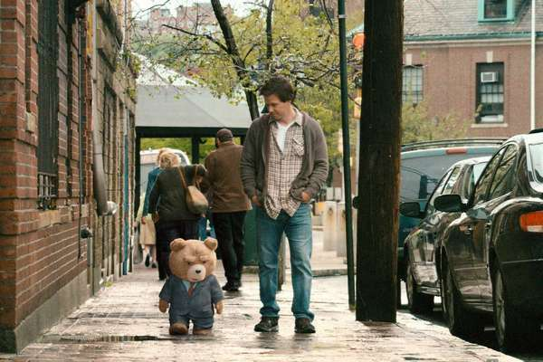 "HBO will continue to get movies from Universal including the hit comedy ""Ted."""