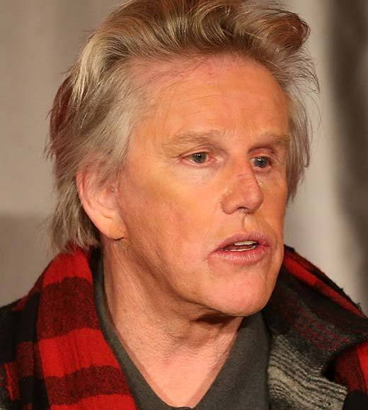 Overheard at 2013 Winter TV Press Tour: The volatile conflict I have is with myself. -- Gary Busey