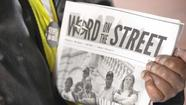 Baltimore has its first 'street newspaper' run by homeless