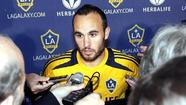 Galaxy's Landon Donovan missing from national team camp