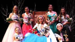 Junior Snow Queen crowned