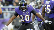 Ed Reed had a front-row seat for Ray Lewis' swan song at M&T Bank Stadium Sunday in what would eventually be the Ravens' 24-9 victory over the Indianapolis Colts. But the reception the fans gave Lewis hasn't influenced the free safety's decision about his own future with the organization.