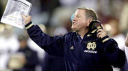Prediction: Notre Dame wins BCS title, and it'll echo through ages
