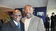 Armstrong Williams and Earnest Byner