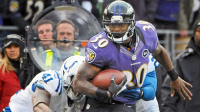 Mike Preston grades the Ravens' 24-9 win over the Indianapolis …