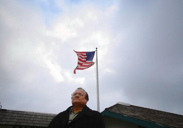 """Everything I do is for the good of mankind,"" says Victor Lopez, a councilman in the Central Valley town of Orange Cove."