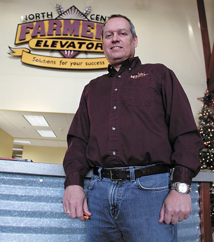 Mike Nickolas, North Central Farmers Elevator general manager, said the company's growth has been calculated. The company will begin building a fertilizer plant in Tulare with Archer Daniels Midland this year and recently merged with Custom Air Inc. to expand aerial application services.