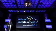 Wal-Mart's Vudu brings disc-to-digital movie service home