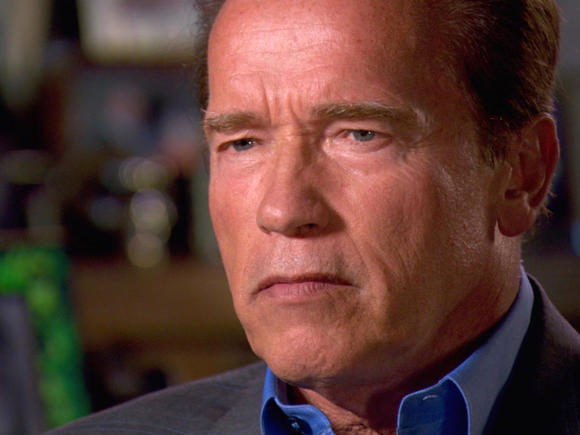 Schwarzenegger is back, and Hollywood hopes he's still a star