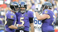 2. Joe Flacco needs to play even better than he did in the second half of Sunday's win if the Ravens are going to go into Denver and beat Peyton Manning and the Broncos.