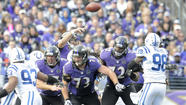 4. The Ravens finally made their big switcheroo on the offensive line and it paid off, which is why we will probably see this same starting five against the Denver Broncos.