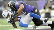 A month ago, Ray Lewis was a hopeless bystander on his home field as the Broncos ripped through his Baltimore Ravens.