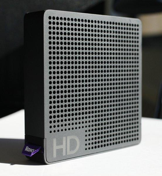 The Roku HD converter was a product unveiled in 2010 to display movies and TV shows from Netflix and Amazon on a TV.