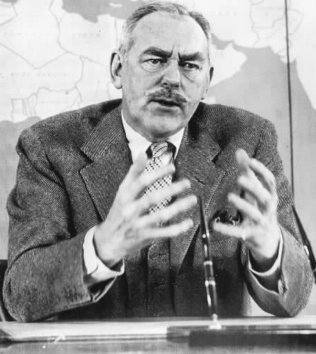 Dean Acheson was the 51st United States Secretary of State serving in the Truman administration from 1949 to 1953. Acheson was born in Middletown in 1893 and taught at Wesleyan.