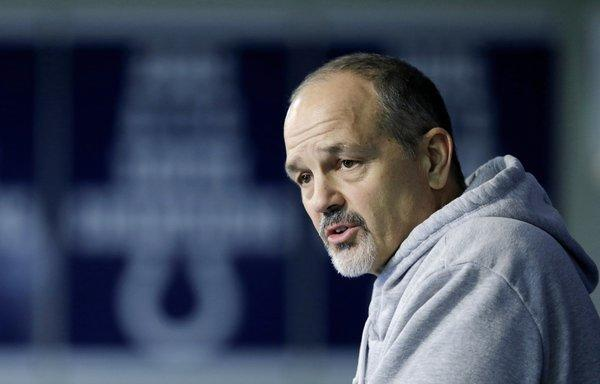 "Colts Coach Chuck Pagano said in a letter printed in the Indianapolis Star that the fans ""had a huge impact on my recovery and our season."""