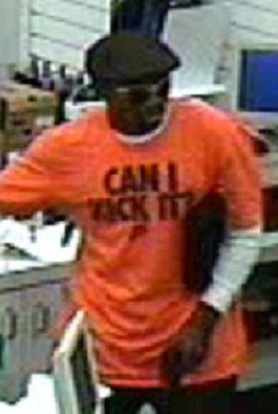 Margate Police searching for armed man who robbed two businesses 3 hours and 3 miles apart