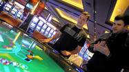 Maryland's three casinos generated $45.2 million in revenue in December, with most of that from the state's largest and newest casino, Maryland Live — and at the expense of the state's oldest.