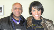 "Unlike last year, Mayor Stephanie Rawlings-Blake and City Council President Bernard C. ""Jack"" Young watched Sunday's home Ravens playoff game in apparent harmony."