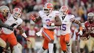 The Gators defense suffered another big loss on Monday when the school announced outside linebacker Jelani Jenkins is leaving school early to enter the NFL draft.