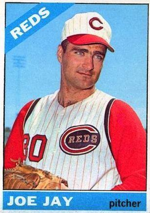 Former Major League Pitcher Joey Jay was born August 15, 1935 in Middletown. Jay pitched for the Milwaukee Braves, Cincinnati Reds and Atlanta Braves in a career that spanned from 1953-1966.  Jay is recognized as the first former Little League player to reach the Major Leagues.